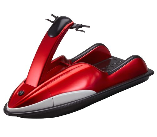 Ex . ride ride 009 Water Bike Metallic ROT (Non-Scale ABS Painted) (japan import)