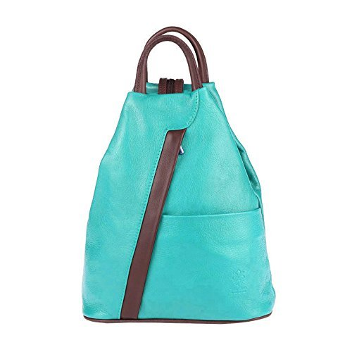 ca cm Brown Beautiful Turquoise Only Women's Backpack BxHxT OBC black Brown Couture Cognac 25x30x11 18vHcqqw6
