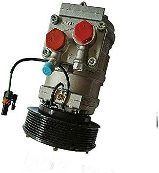 Air Conditioning Compressor AT226273 for John Deere Loader 764 444H 524K 544H 644J 844K