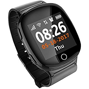 Amazon.com: KOBWA Smart Watch GPS Smartwatch Phone GPS ...
