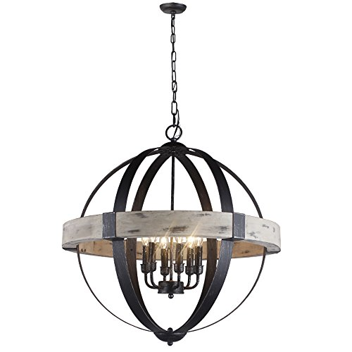 Aspen 6 Light Pendant - 26