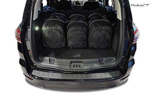 CAR BAGS AUTO TASCHEN MASSTASCHEN ROLLENTASCHEN FORD S-MAX, 2006- -KJUST