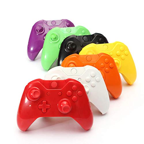 Anddoa Wireless Controller Full Shell Case Housing for Xbox One 7 Colors - Orange