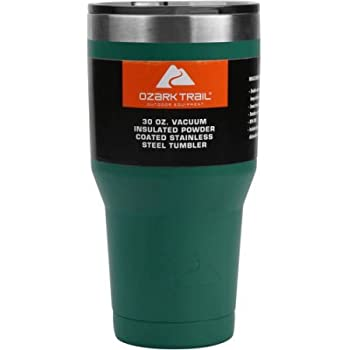 Amazon Com Ozark Trail 14 Oz Vacuum Insulated Stainless