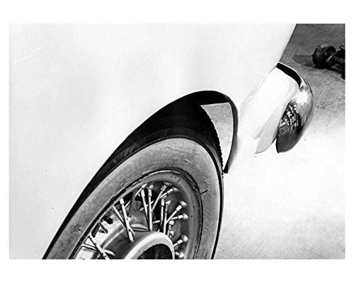 1954 Kaiser Frazer 161 Sports Car Fender Interference Photo Poster