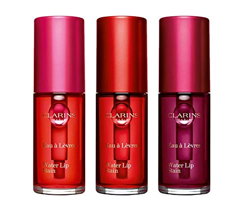 Clarins Water Lip Stain Trio Gift Set by Clarins