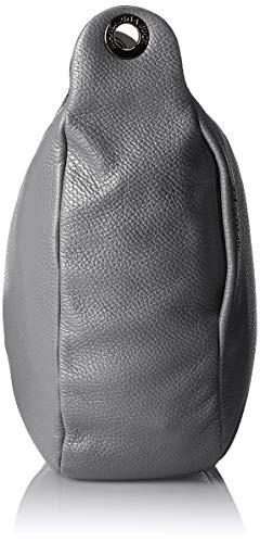 Tracolla Mandarina Gris De Hombro Duck Bolso Leather gargoyle Mujer Mellow FFStx4q