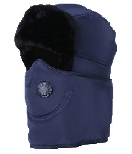 De Invierno Red Nieve Caliente Para De Clásico Invierno De De Caliente Sombrero Hombre Máscara De Bombardero De De Caza Sombrero Esquí Viento De Sombrero Piloto Sombrero De qHFvWw