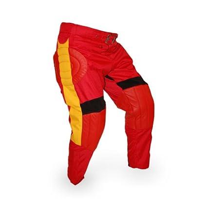 6872dcb31b8e7 Amazon.com: Reign VMX Blaze Vintage Style Motocross Pants - Size 34 ...