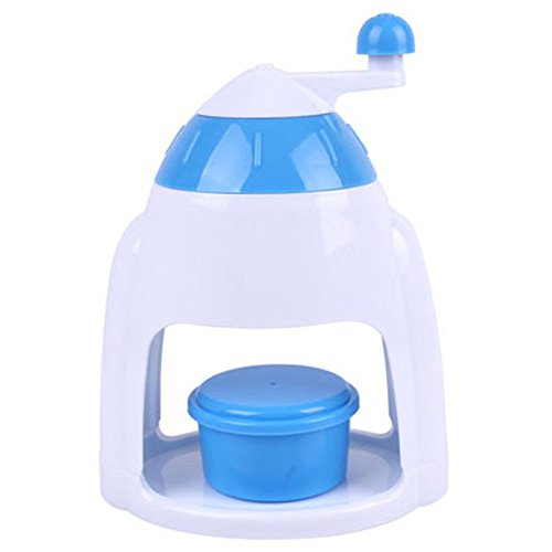 ETbotu Hand-shake Small Household Manual Ice Crusher Ice Machine Mini Ice Shaver by ETbotu