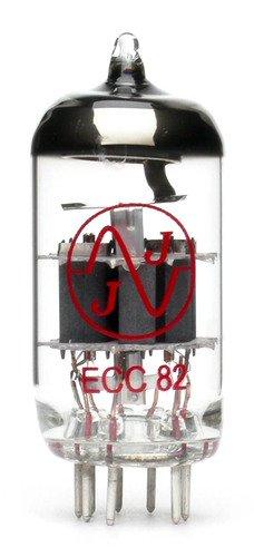 (JJ Electronics 12AU7 / ECC82 Preamp Vacuum Tube)