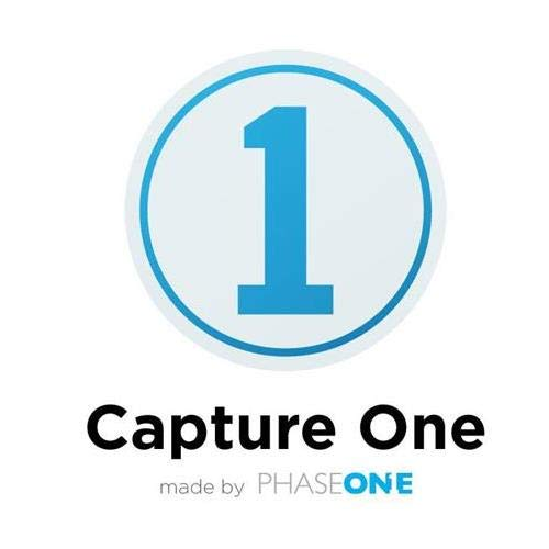 Phase One Capture One Pro 12 Imaging Software, Single-User 3 Seats, by Phase One