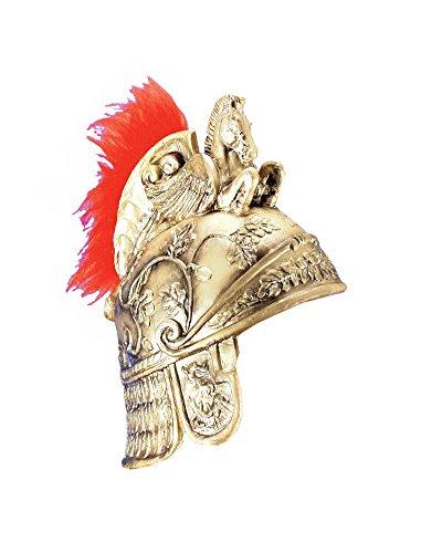 Roman Spartan Latex Helmet Costume