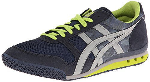 Onitsuka Tiger Ultimate 81 Fashion Sneaker,Navy/Light Gre...