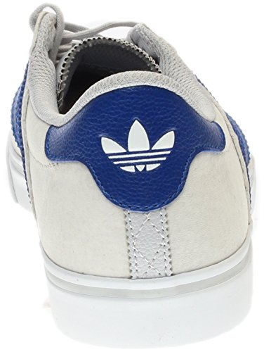 Adidas Prestanda Mens Seeley Premiere Mode Gymnastiksko Fast Grå / Kollegialt Royal / Vit