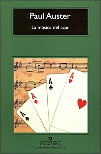La Musica del Azar (Spanish Edition): Paul Auster: 9788433966117: Amazon.com: Books