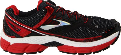 Brooks Glycerin - Zapatillas de running de running para hombre Rojo / Negro / Plateado (Red/Black/Silver)