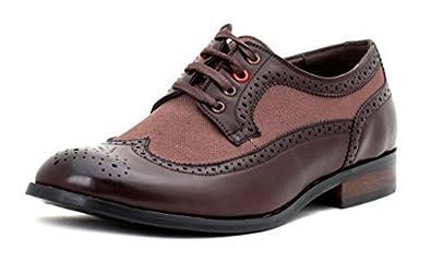 Jas hommes richelieu chaussures Élégantes pour bureau travail