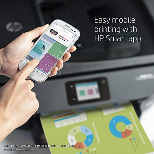 HP ENVY Photo 7855 All in One Photo Printer with Wireless Printing, Instant Ink ready (K7R96A) (Renewed) by HP (Image #7)