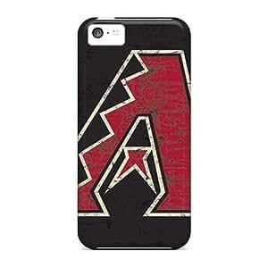 LJF phone case Durable Defender Case For iphone 6 4.7 inch Tpu Cover(arizona Diamondbacks)
