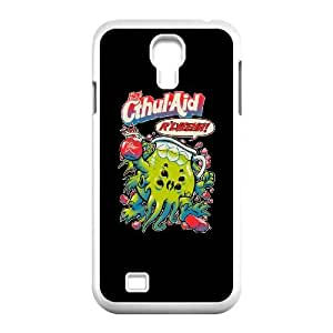 Samsung Galaxy S4 9500 Cell Phone Case White CTHUL-AID Cuwe