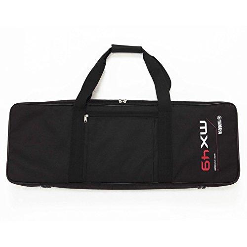 Yamaha Padded Bag for MX49, Black (Yamaha Carrying Case)
