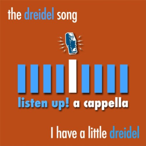 The Dreidel Song: I Have a Little Dreidel
