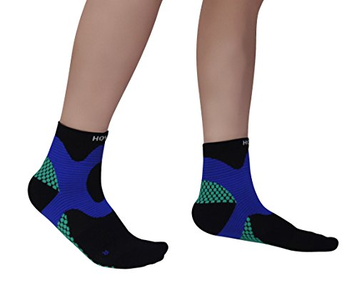Anti blister Running Cycling Compression Ankle