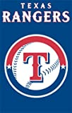 Texas Rangers MLB Applique Banner Flag ""
