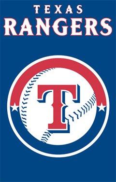 Party Animal Texas Rangers Banner - 1