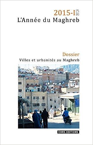Livre numérique Année du Maghreb 2015 - 1 n°12