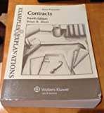 img - for Contracts: Examples & Explanations, Fourth Edition [CONTRACTS 4/E] book / textbook / text book