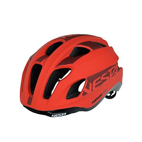 Nesta Helm Casco de Ciclismo, Unisex Adulto: Amazon.es: Deportes y aire libre