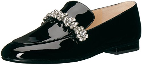 Ivanka Trump WoMen Wareen Loafer Flat Black