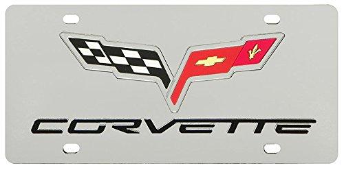 Chevrolet Corvette C6 Laser Tag License - Search C6