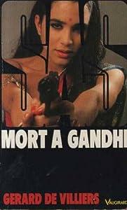 Paperback La mort a gandhi [French] Book