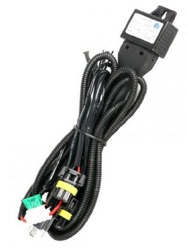 Zenex H13 H/L HID Kit Wire Relay Harness: Amazon.ca: Automotive