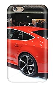 Hot 6970650K97671761 Excellent Iphone 6 Case Tpu Cover Back Skin Protector Audi Rs7 25