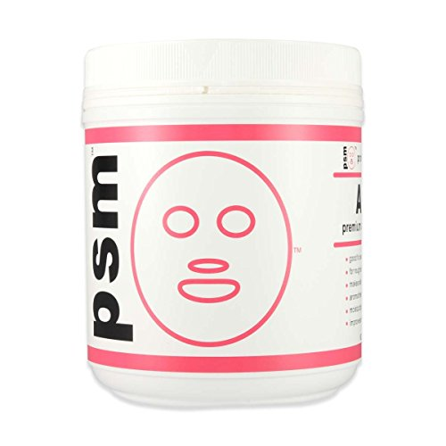 Cheap psm AROMA Premium Algae Peel Off Facial Mask Powder for Professional Skin Care 17.6 OZ (1.1LB / 500g)