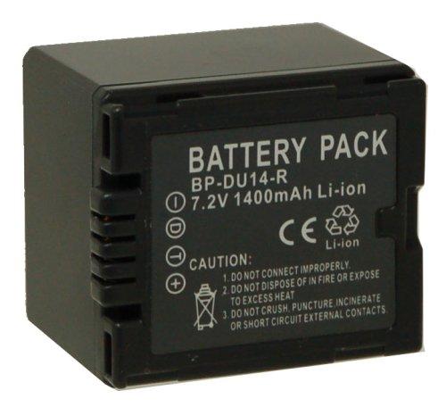 (Digital Concepts BP-DU14 Battery for Panasonic CGA-DU14 1400)