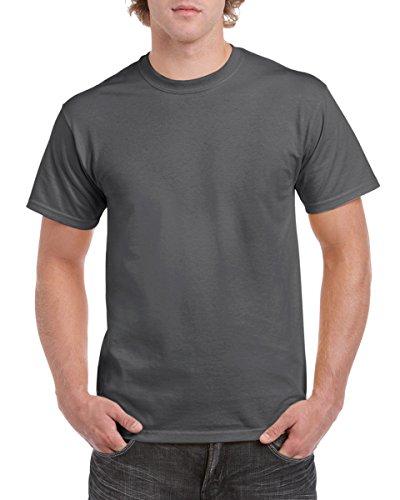 Gildan - Heavy Cotton T-Shirt - 5000 - Dark Heather - X-Large