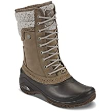 The North Face Shellista 2 Mid Boot - Women's Split Rock Brown/Dove Grey 5