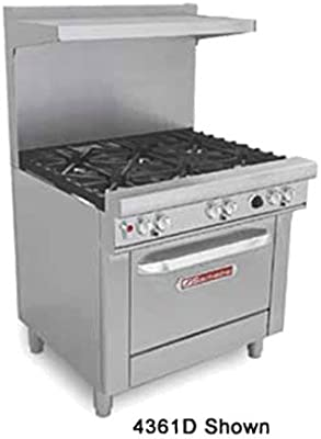Amazon.com: southbend 400 Series Ultimate restaurante gama ...