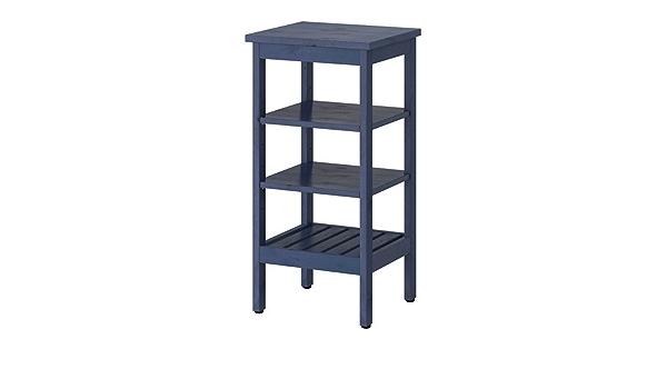 IKEA HEMNES - Estanterías unidad, azul - 42x84 cm: Amazon.es ...