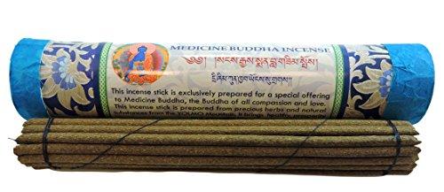 - 1 X Tibetan Medicine Buddha Incense for Healing (I-012)