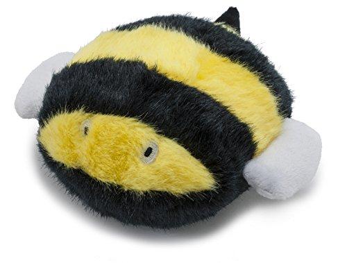 PetSafe Pogo Plush Bee Dog Toy Large