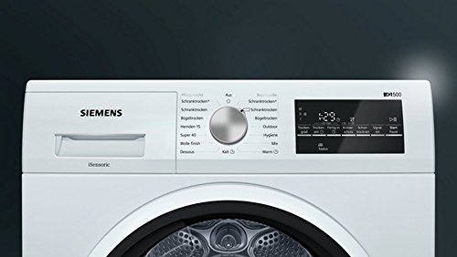 Siemens wt g iq kondenstrockner b kg softdry trommel