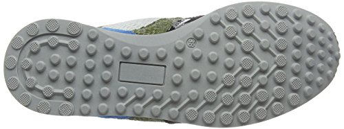 Mjus 794109-0201-0001, Baskets Femme Multicolore (Argento+opale+elfo+bianco+azzurro+bianco 0001)