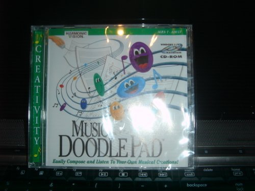 Music Doodle Pad, easily compose and listen to your own musical creations!