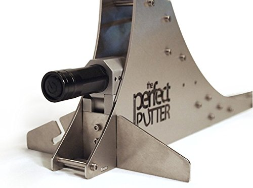 The Perfect Putter with Laser - Golf Putting Trainer by The Perfect Putter
